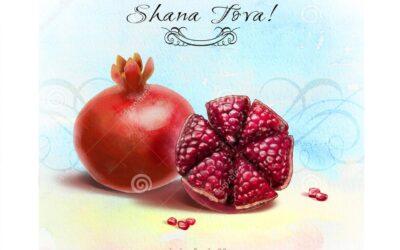 Special Edition … Happy Rosh Hashanah